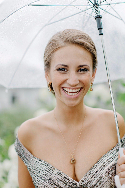 Блеск улыбок: свадьба Надежды и Сергея