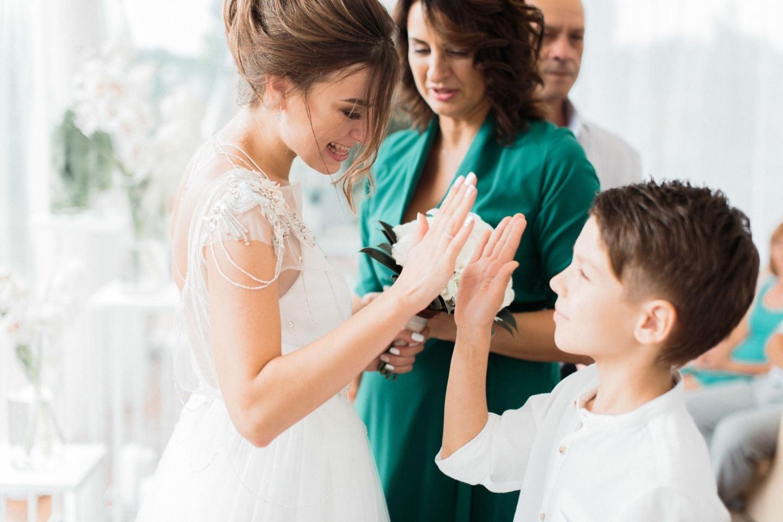 «Кокосовая» свадьба: праздник в тропическом стиле